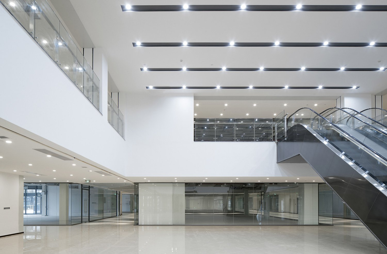 Commercial Atrium Zhao Qiang