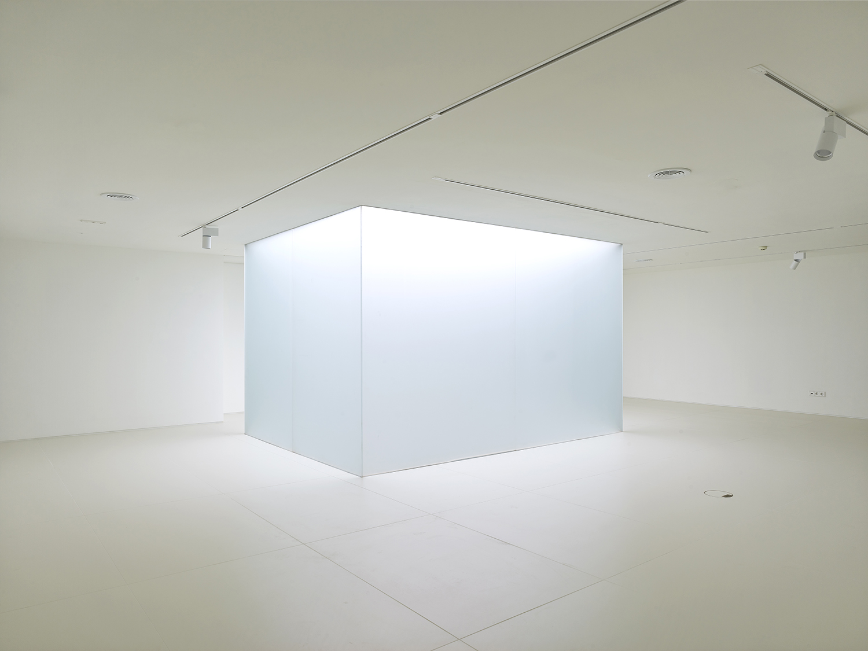 Exhibition Space - Gallery Roland Halbe