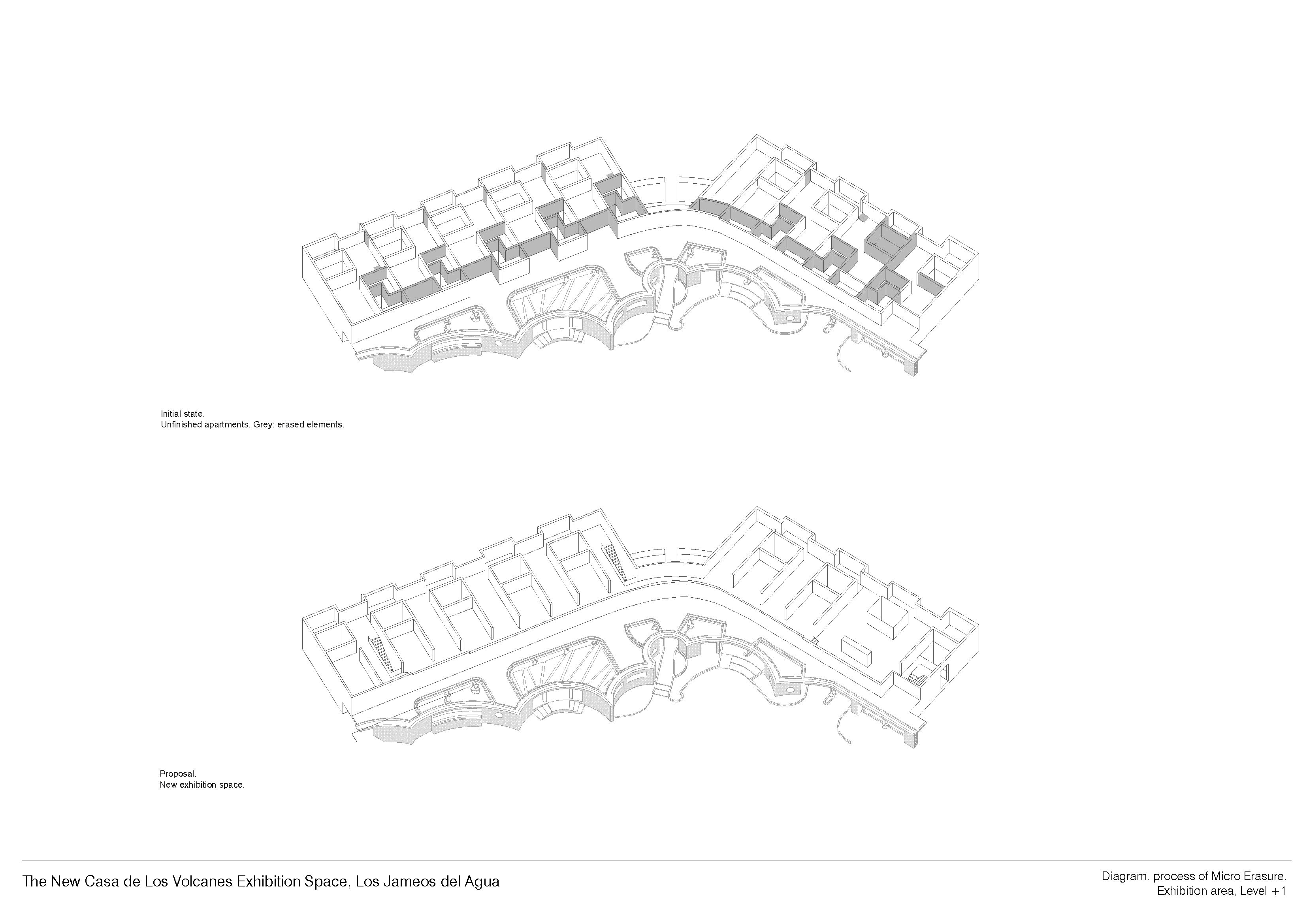 Micro-Erasure. Project GPY Arquitectos}