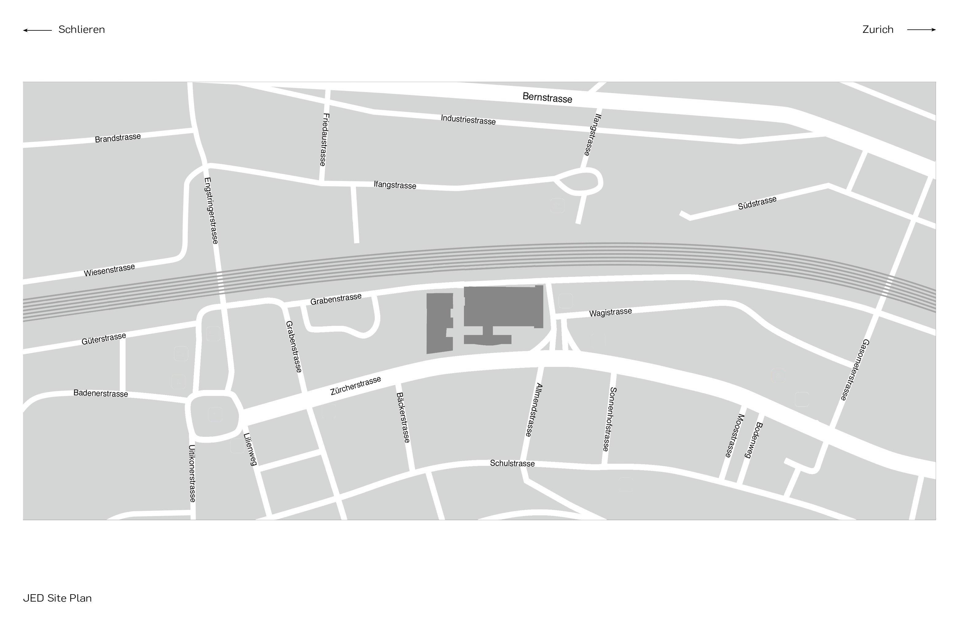 Site plan Evolution Design}