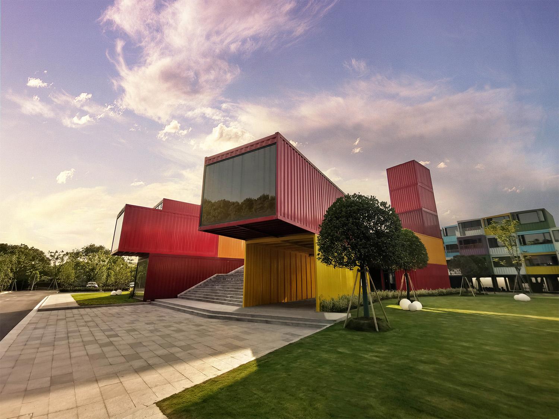 IM600 campus Building E Dan Zhao