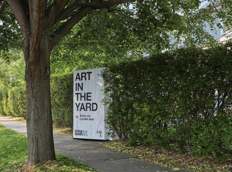 Art in the Yard © Michael Biondo