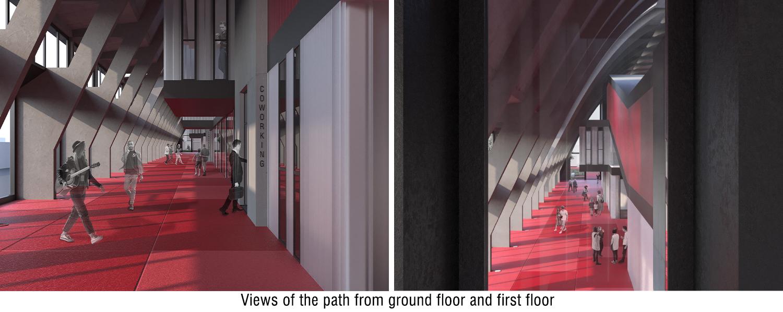 Inner path views Andrea Zattini