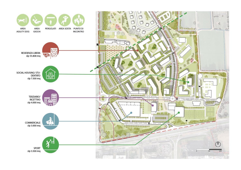 Urban Area MAB arquitectura + Ag&p greenscape}
