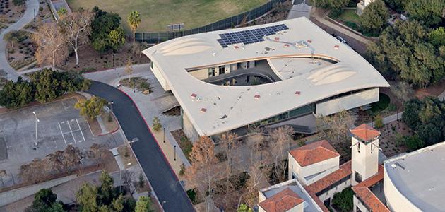 Uniti sotto lo stesso tetto - Pomona College
