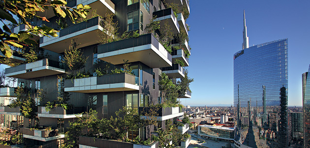 Bosco Verticale. Boeri Studio. The Plan.