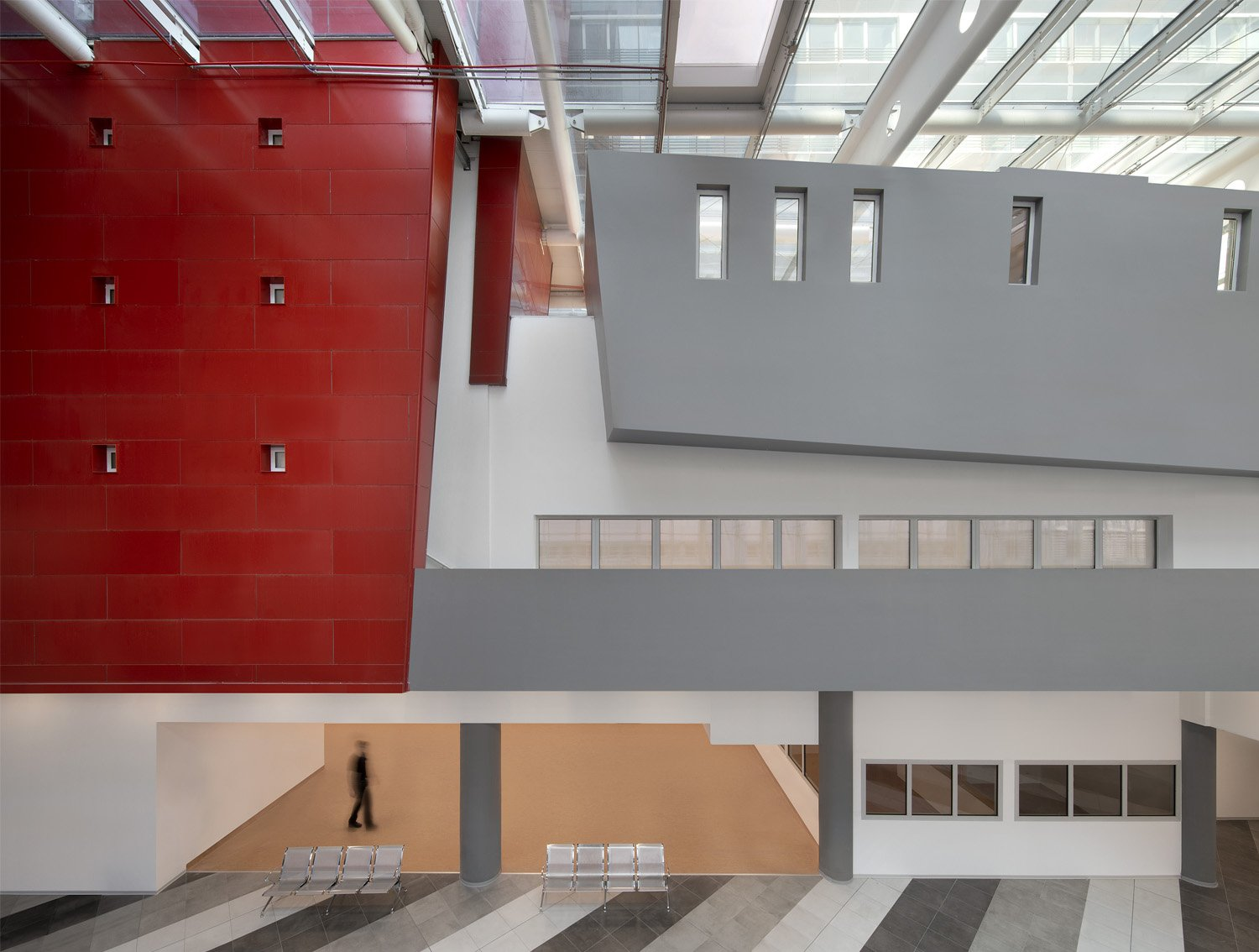 Designing hospitals: one of architecture's biggest challenges