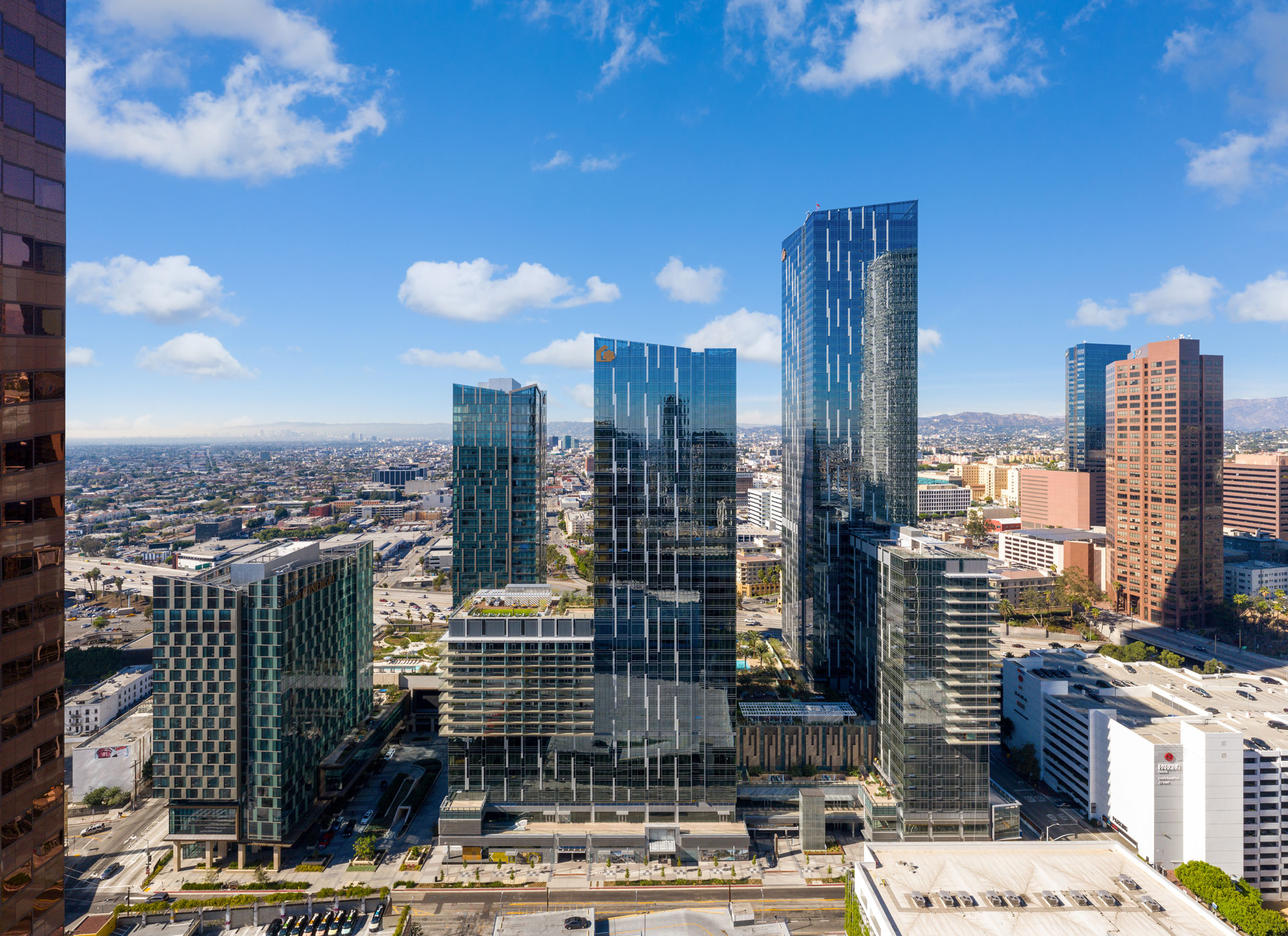 LA METROPOLIS, the largest mixed use developments in Los Angeles