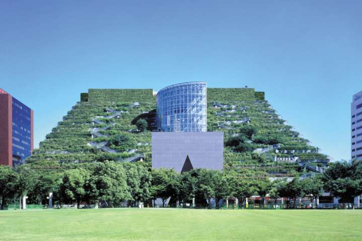 Architettura e natura: Emilio Ambasz e il centro Acros di Fukuoka 25
