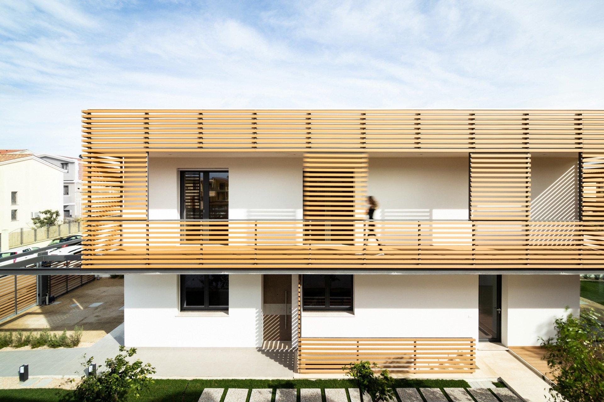 House2+, spazi flessibili per vivere l'ambiente esterno con privacy