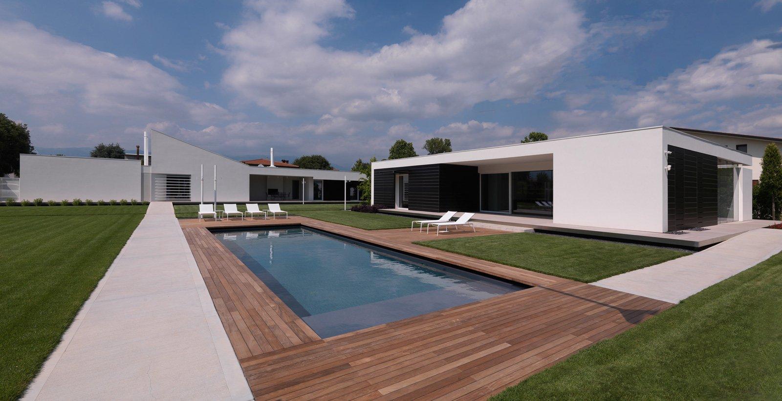 Una villa ispirata al Design for All