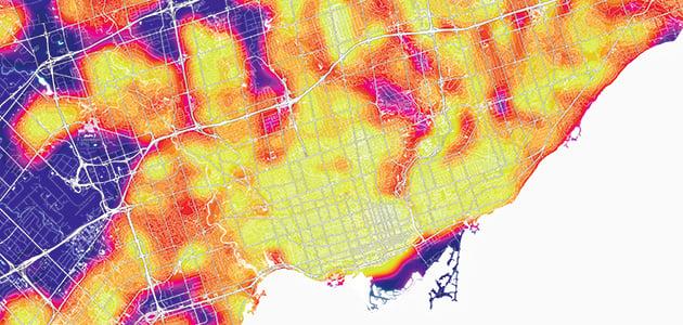 """Toronto Mapping. Una metropoli """"green"""", vivibile ed educata con il proprio futuro ancora da scoprire"""