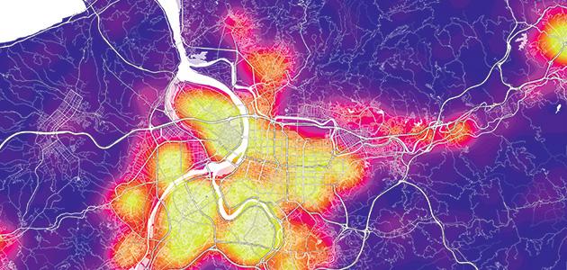 Taipei MAPPING - un mix armonioso di assonanze e dissonanze
