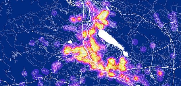 Tbilisi Mapping. Una città distesa e di passaggio lungo la via della seta