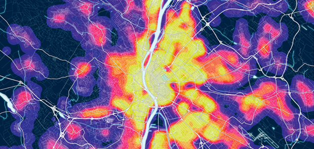 Budapest MAPPING