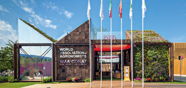 La fattoria Globale 2.0 - EXPO 2015