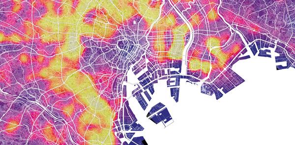 Tokyo Mapping - La città del sol levante che anticipa  pregi e difetti del nostro futuro