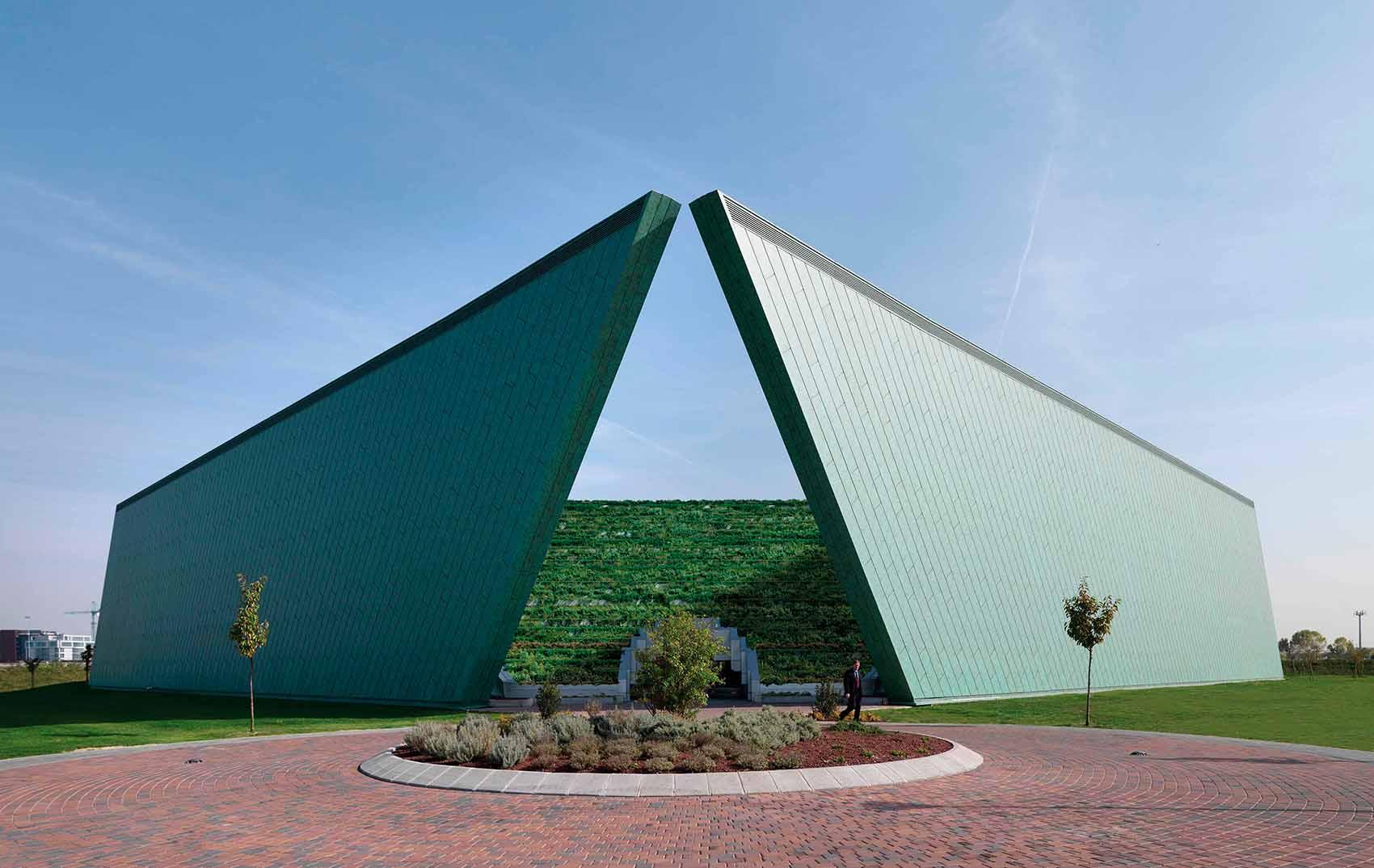 Earth Day, l'architettura del futuro Giornata Mondiale della Terra