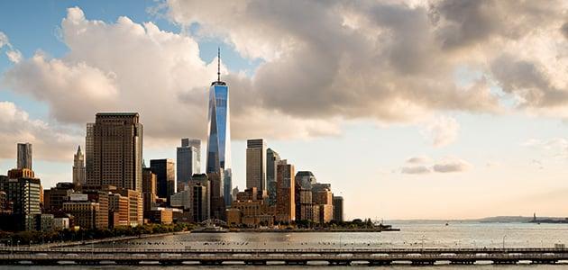 Freedom Tower at One World Trade Center - Un oggetto fiero e sublime - New York, USA