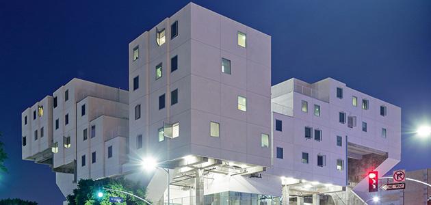 Star Apartments - Complesso di edilizia sociale