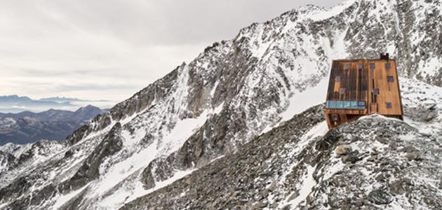 """Rifugio alpino """"al Sasso Nero"""""""