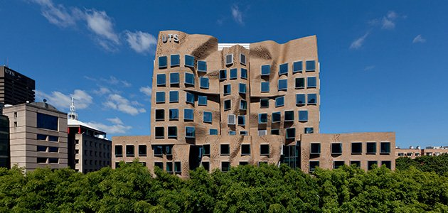 Dr Chau Chak Wing Building Uts University Of Technology