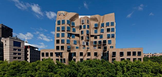Dr Chau Chak Wing Building Uts University Of Technology