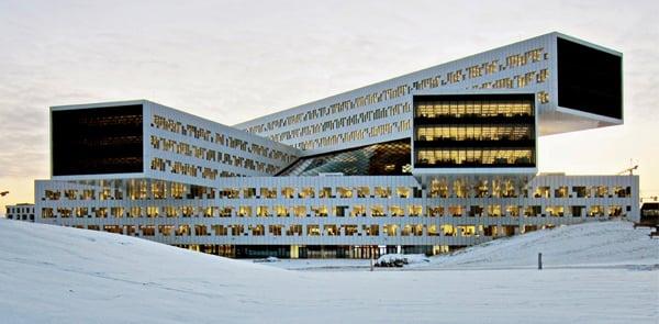 Statoil Headquarters: un monumento al capitalismo e al costruttivismo
