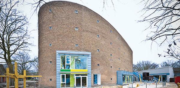 Scuola Materna Südhafen - Ex chiesa St. Sebastian