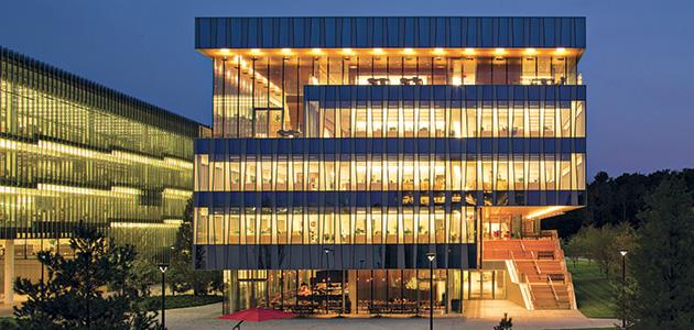 Building 335 - Edificio per uffici
