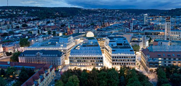Complesso multifunzionale e spazio pubblico Dorotheen Quartier