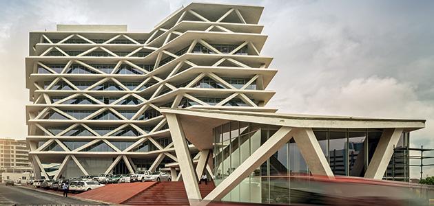 One Airport Square - Edificio multifunzionale