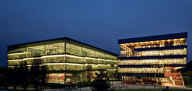 Building 337 - Edificio per uffici
