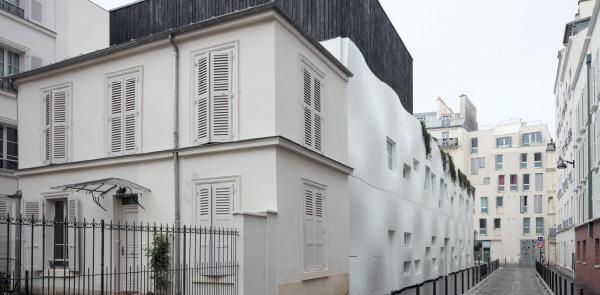 Asilo nido e residenza Pierre Budin