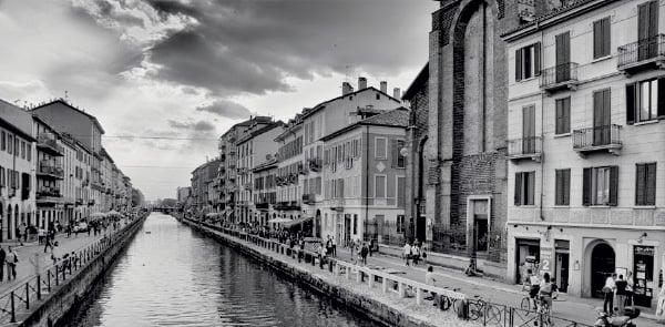 La filigrana di Milano.  Acqua, città e territorio