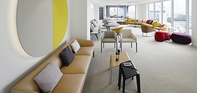 Arper debuts its flagship showroom in Tokyo