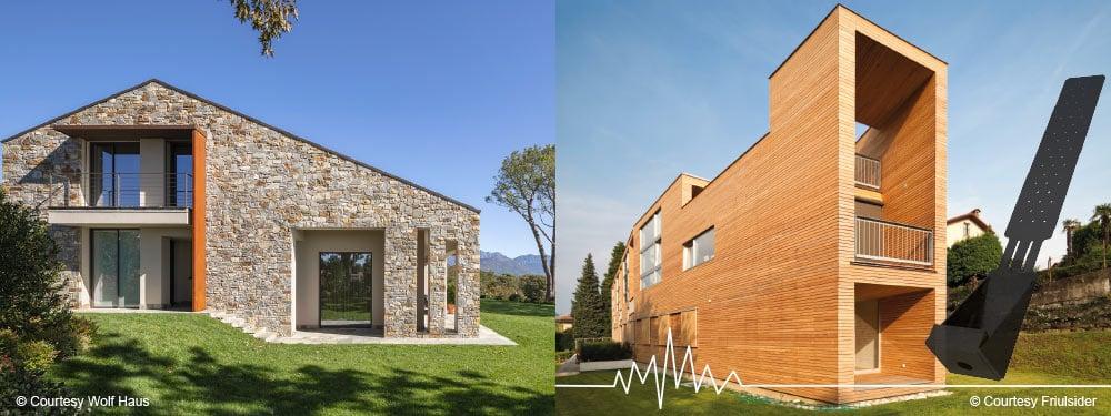 Come progettare costruzioni in legno in zona sismica