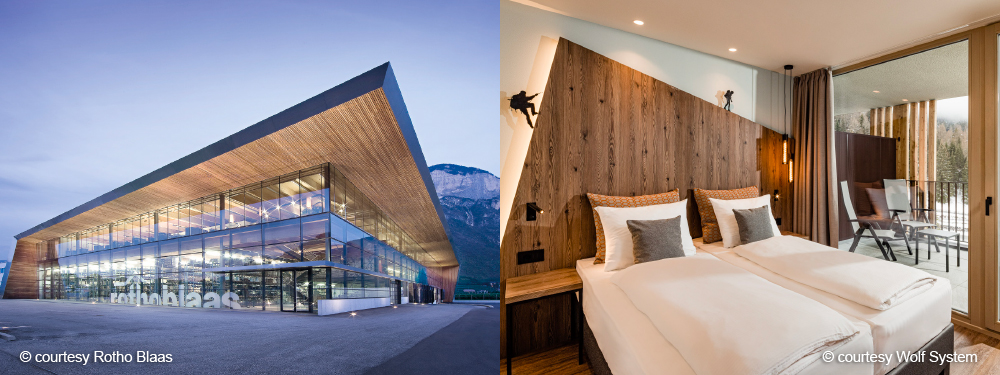Il comfort negli edifici a struttura di legno