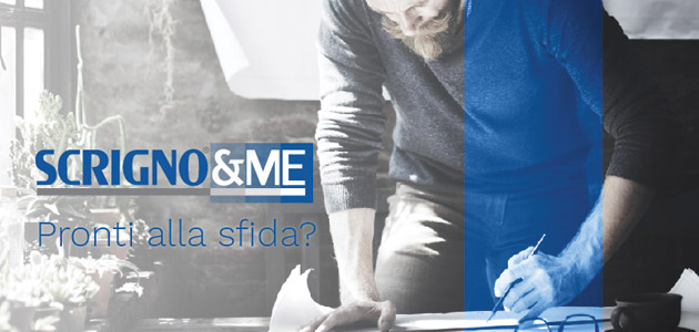 SCRIGNO & ME: THE CHALLENGE IS ON