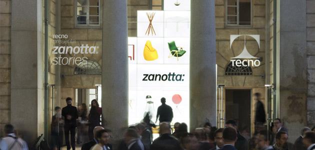 TECNO presenta ZANOTTA: STORIES