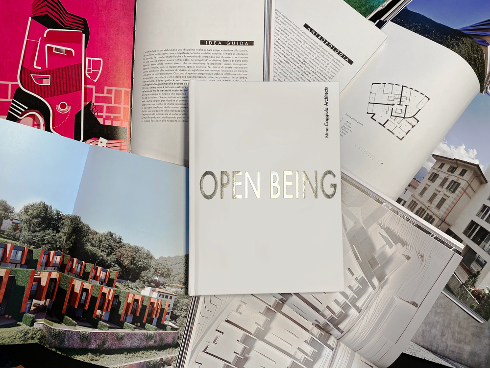 OPEN BEING: the story of a journey through architecture
