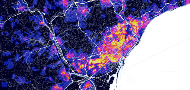 Barcellona MAPPING