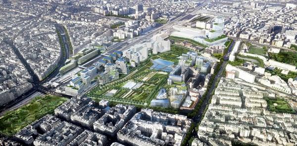 Le Grand Paris alla ricerca di una nuova cronotopia metropolitana