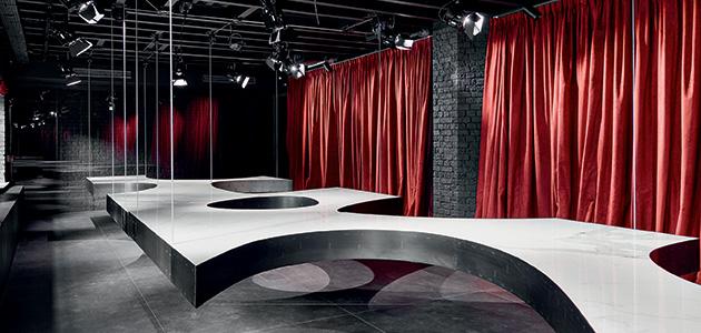 Supersurfacespace - Galleria Espositiva - Moscow. Russia