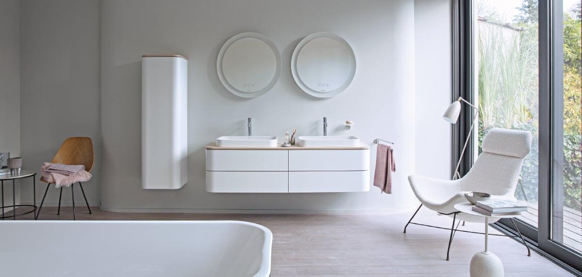 Geometrie per il bagno