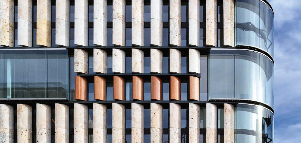 Rivestimenti di facciata: estetica e prestazioni