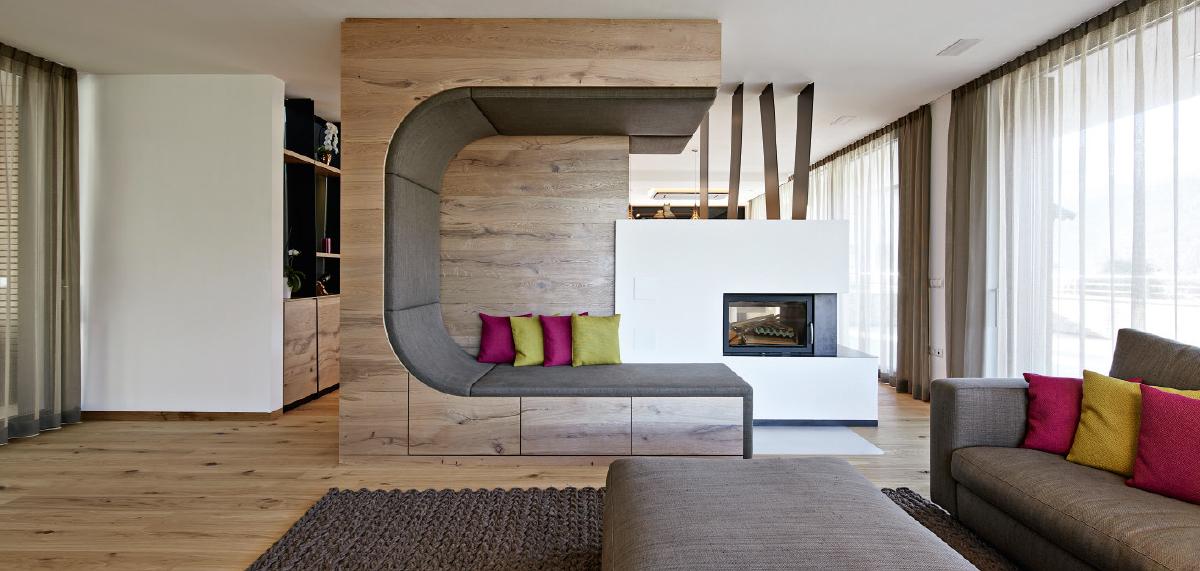 L'arte e la passione di costruire con il legno