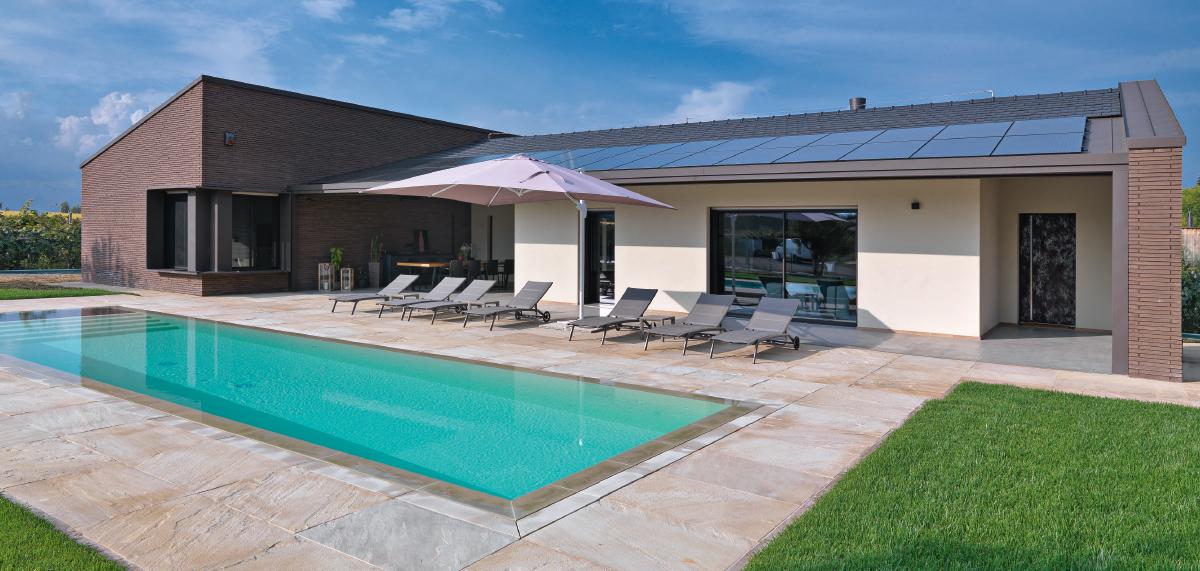 Pool House Studio Bertoni