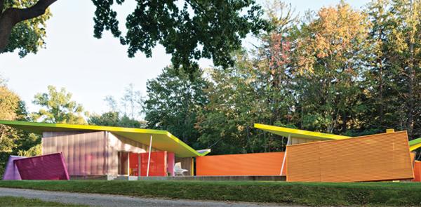 Shelter Island Pavilion - Residenza privata