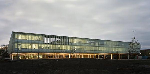 AGC Glass Europe Headquarters